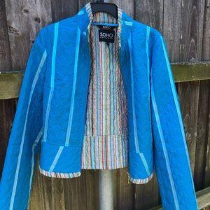 SOHO EXCLUSIVE  zipper jacket